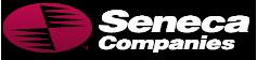 Seneca Logo - White